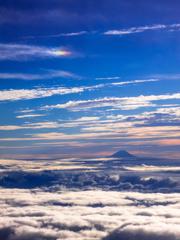富士を彩る