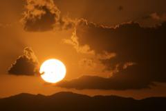 太陽、危うし!!