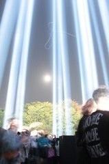 光の柱 3