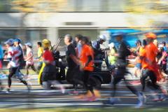 大阪マラソン 9