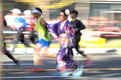 大阪マラソン 7
