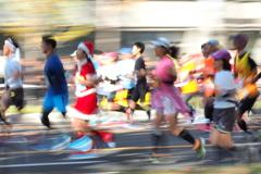 大阪マラソン 8