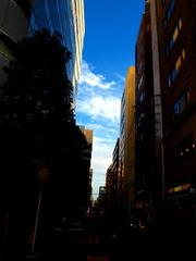 CLIPPED SKY