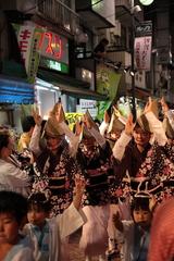 高円寺阿波踊り7