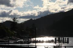 中禅寺湖より
