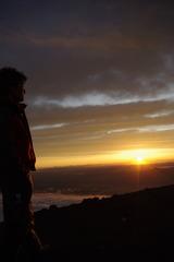 岩手山 山頂から 2