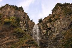 蛇谷金襴銀欄断崖絶壁