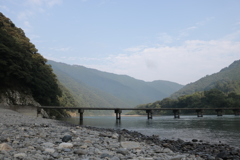 岩間沈下橋2