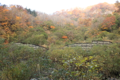 蛇籠砂防ダム