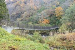 吊床版橋(直路式)