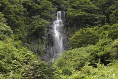 八反滝(遠望)