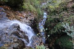 夫婦滝 下の段