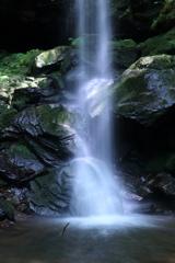 神谷の滝 上段滝壺