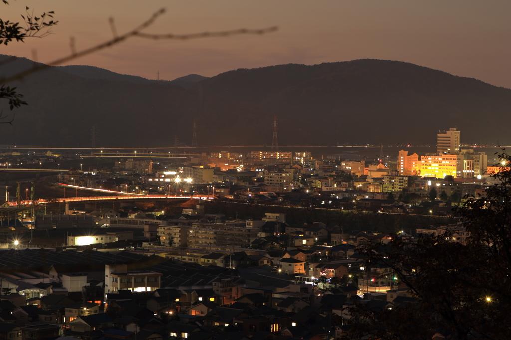 街の灯り2