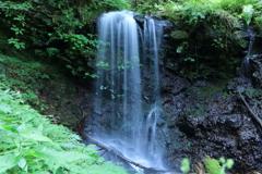 神谷の滝 下段全景