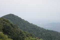 剱ヶ岳と坂井平野