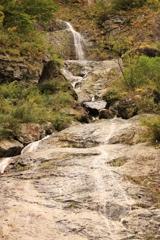 ホワイトロードの無名滝 2