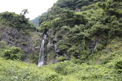 竹田 無名滝(全景1)