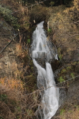 梅浦の無名滝1 滝口