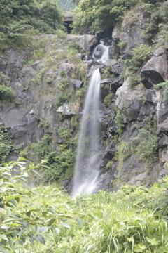 竹田 無名滝(全景2)