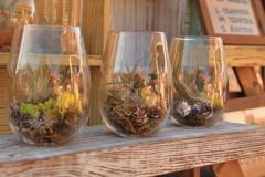 グラスの中の秋