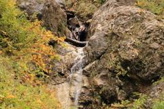 ホワイトロードの無名滝 1