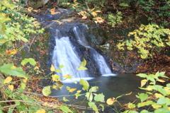 柳の滝 無名滝2