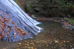布滝 滝壺