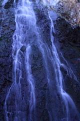 糸崎の無名滝 右瀑