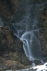 綿ヶ滝 対岸の滝2 下部