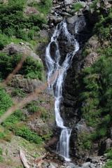 七ザコ大滝 下部