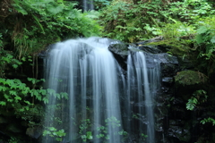 神谷の滝 下段滝口