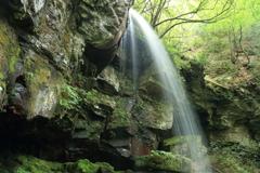 神谷の滝 上段