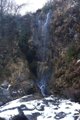 綿ヶ滝 対岸の滝2