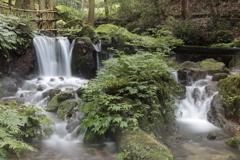 瓜割の滝2