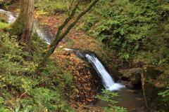 柳の滝 無名滝1