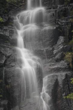 八反滝(中腹)