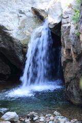 荒島谷川本流の滝状1