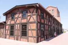 半田赤煉瓦建物 カブトビールカフェ