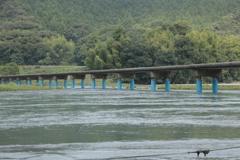 佐田沈下橋2