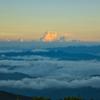 部子山より西の雲海