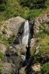 七ザコ大滝 滝口