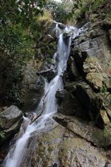 梅浦の無名滝2