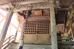 一乗滝 白龍神社