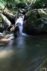 大鷲滝 下流淵