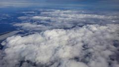 再)沖縄県 宮古海峡上空