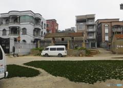 中国沿岸部の農村風景 5