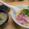 鯵煮干しつけ麺