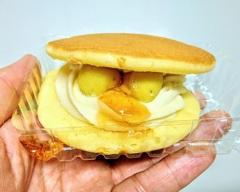 スイートポテトパンケーキどら セブンイレブン