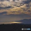 日本平夢テラスから用宗・焼津方面の眺望